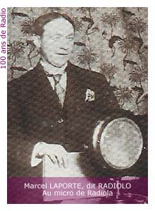Marcel LAPORTE  Radiolo1